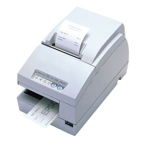Teller printers
